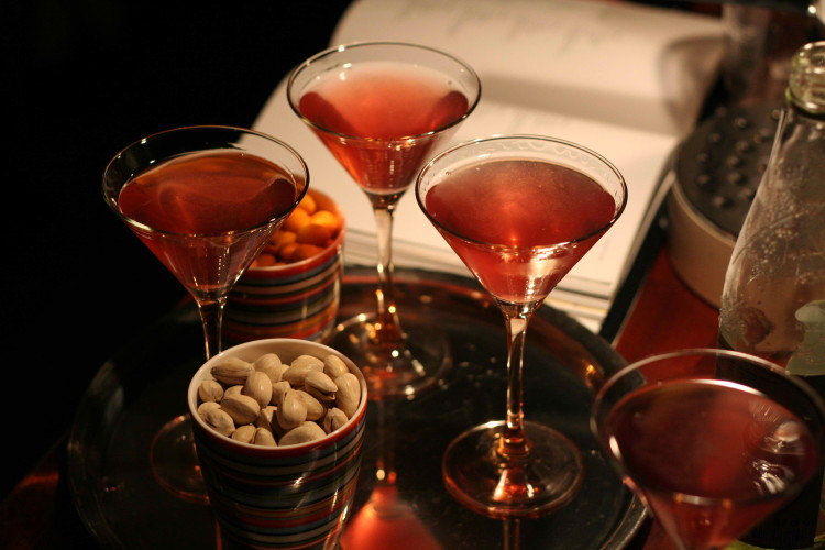 Prayers & Cocktails